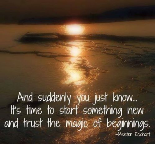 trust magic of beginning